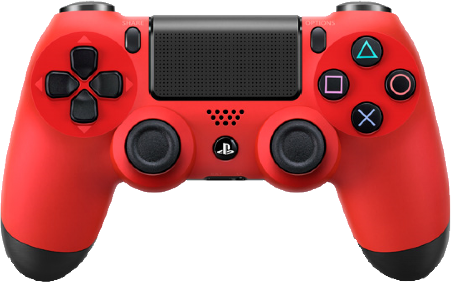 Sony Playstation PS4 Controller Dual Shock wireless red Sony Playstation PS