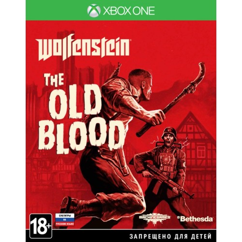 Купить Wolfenstein: The Old Blood Игра для Xbox One