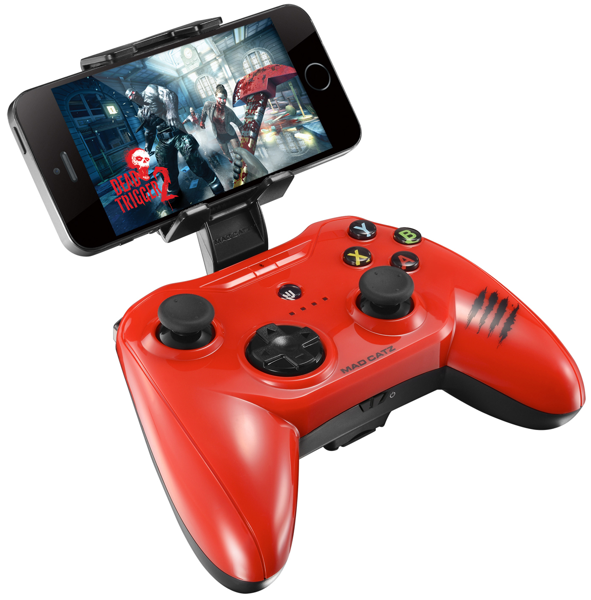 Купить Mad Catz Mad Catz C.T.R.L. i Mobile Gamepad for iOS