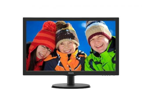 "Купить Монитор 22"" Philips 223V5QSB6 00/01 черный AH-IPS WLED 1920×1080 1000:1 DC 10000000:1 250cd/m^2 14ms DVI VGA"