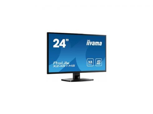 "Купить Монитор 24"" Iiyama Pro Lite X2481HS-B1 черный VA LED 1920×1080 3000:1 DC 12000000:1 250cd/m^2 6ms VGA DVI HDMI"