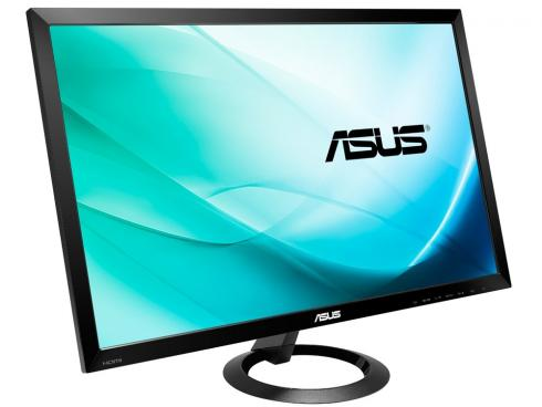 "Купить Монитор 27"" ASUS VX278H черный TN LED 1920×1080 80000000:1 300cd/m2 1ms D-Sub HDMI 90LM01I0-B01170"