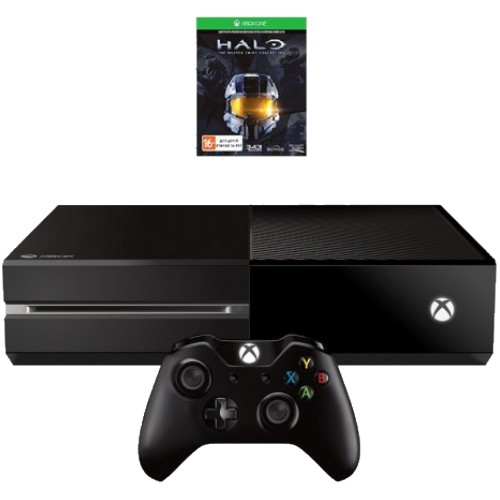 Купить Microsoft Xbox One 500Gb + HALO: The Master Chief Collection