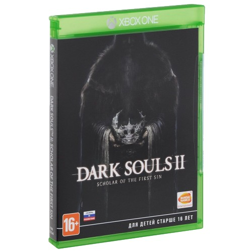 Купить Dark Souls II: Scholar of the First Sin Игра для Xbox One