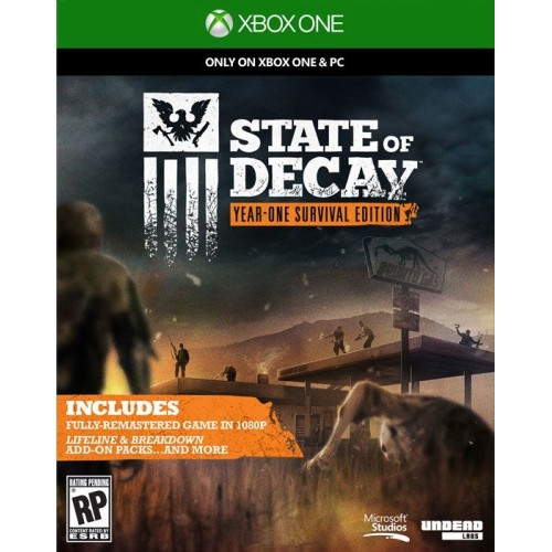 Купить State of Decay: Year-One Survival Edition Игра для Xbox One