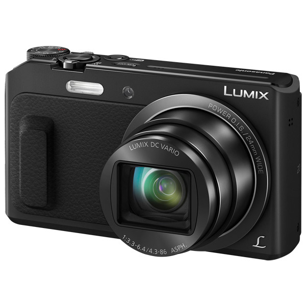 Купить Panasonic Lumix DMC-TZ57 Black