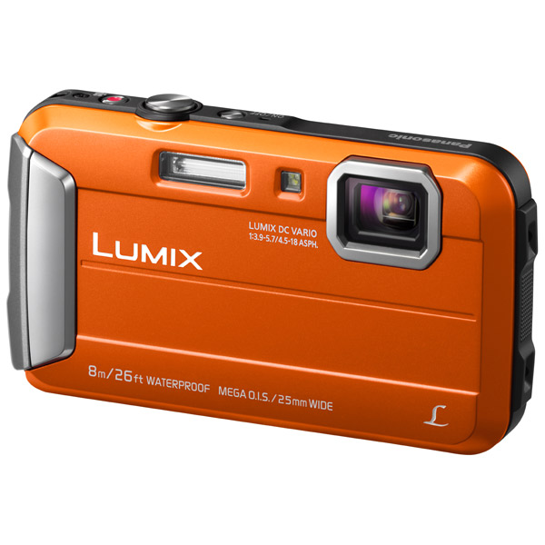 Купить Panasonic Lumix DMC-FT30 Orange