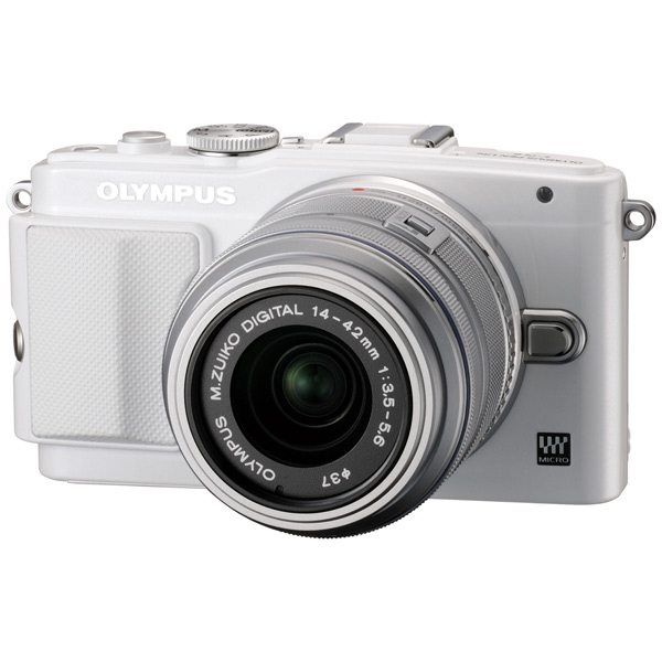 Купить Olympus Pen E-PL6 14-42 Kit White