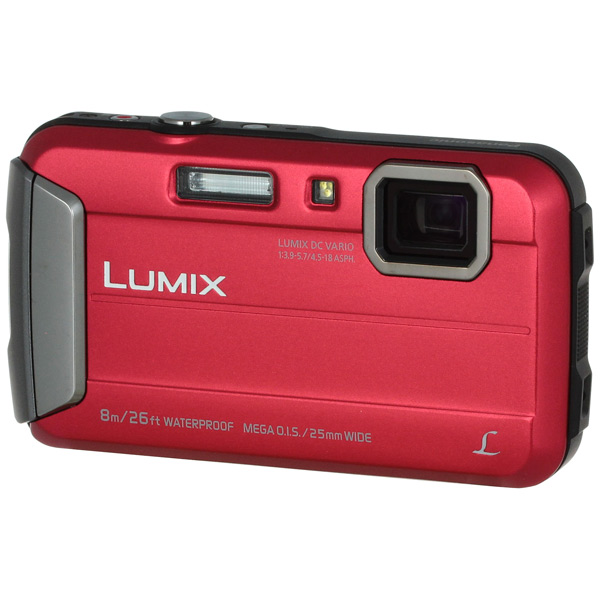 Купить Panasonic Lumix DMC-FT30 Red