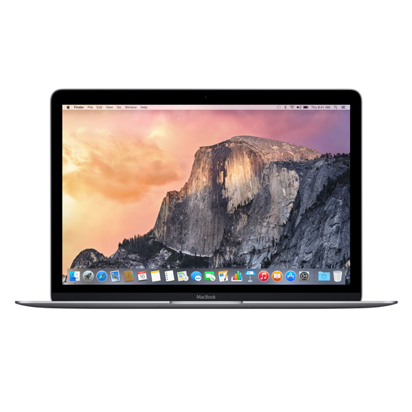 Купить Apple MacBook 12″ Core M1.3/8/512 SSD Space Gray