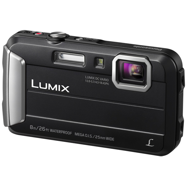 Купить Panasonic Lumix DMC-FT30 Black