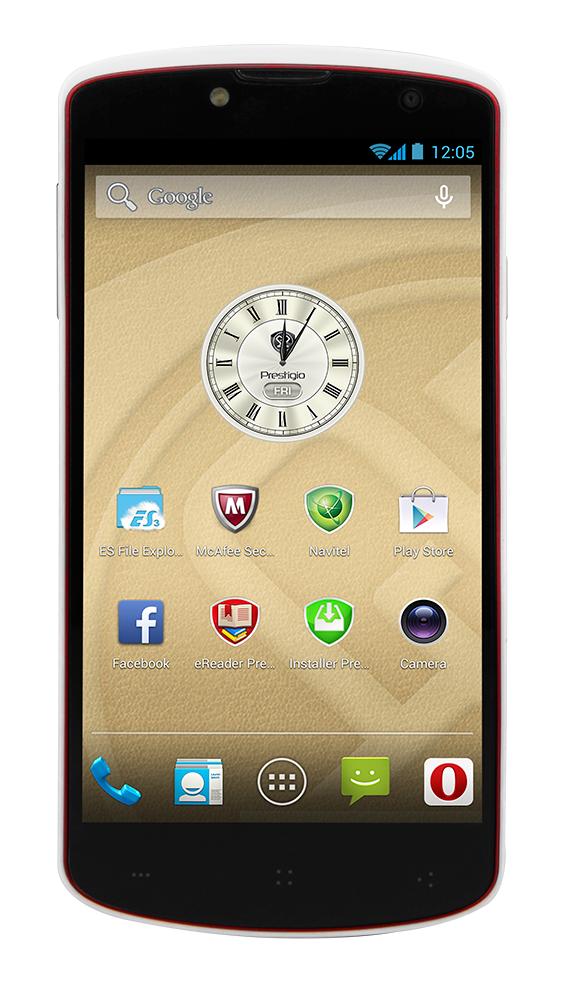 Купить Prestigio MultiPhone PAP7500 white