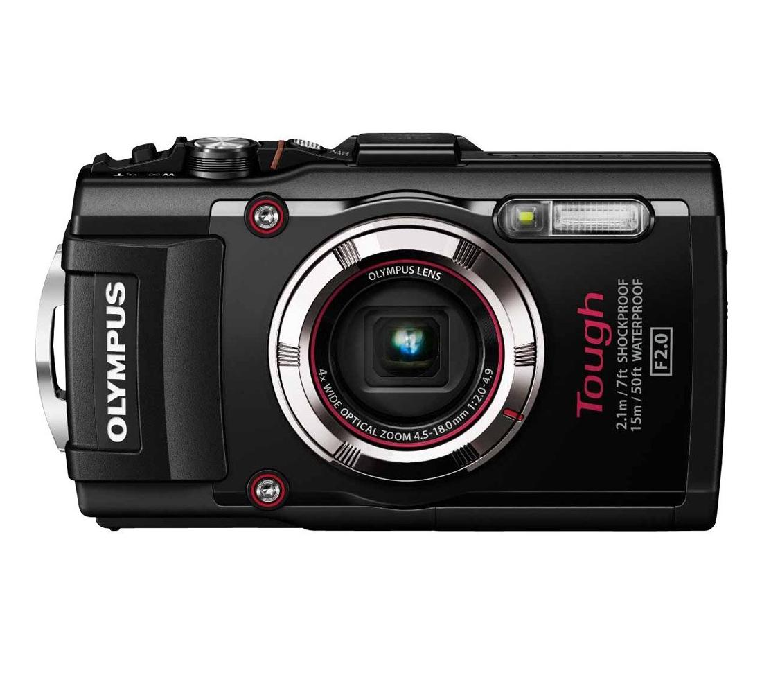 Купить Olympus Tough TG-3 black