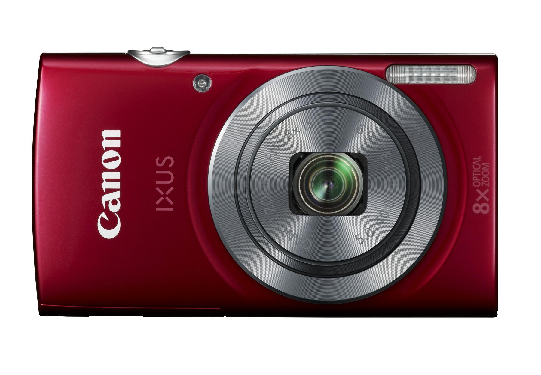 Купить Canon IXUS 165 красный