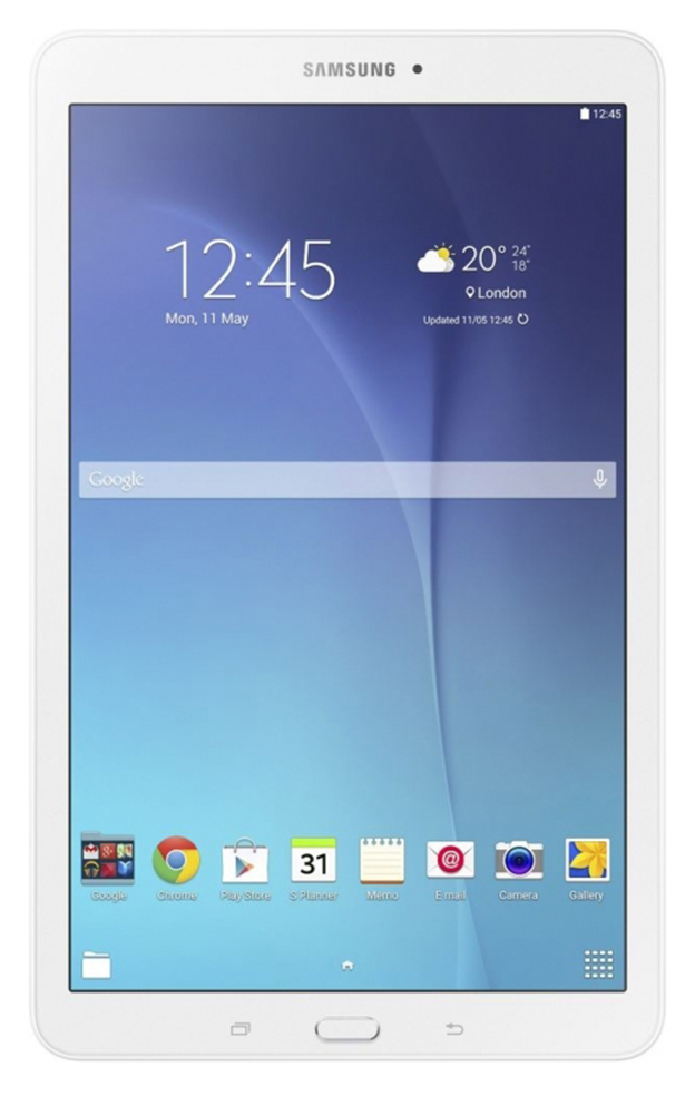 Купить Samsung Galaxy Tab E 3G SM-T561 white
